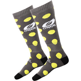 O'Neal Pro MX Socks Candy gray/yellow